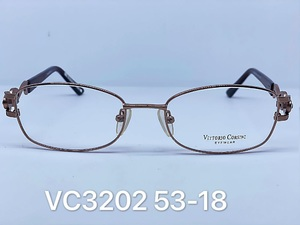 Medical metal frames for glasses VITTORIO CORSINI VC3202