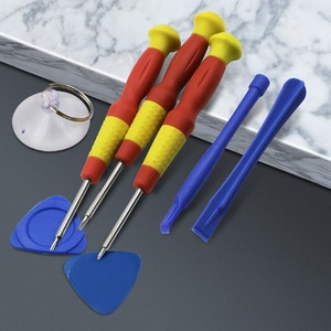 Screwdriver set for glasses, phones, microelectronics repairing