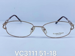 Medical metal frames for glasses VITTORIO CORSINI VC3111