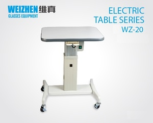 Motorized table with a lifting mechanism WZ-20