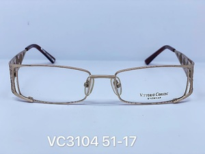Medical metal frames for glasses VITTORIO CORSINI VC3104