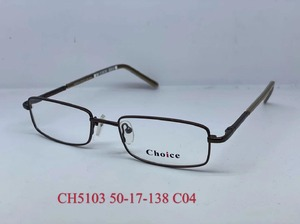 Metal frames for glasses Choice CH5103