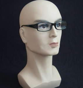 Promotional mannequin for optical shop decoration