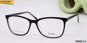Plastic frames for glasses VIZZINI V8324
