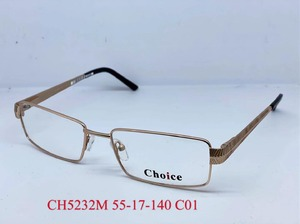 Metal frames for glasses Choice CH5232M
