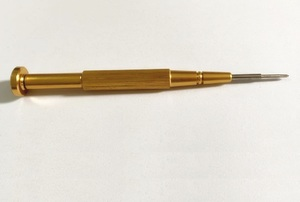 Copper screwdriver GJ029