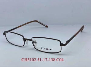 Metal frames for glasses Choice CH5102