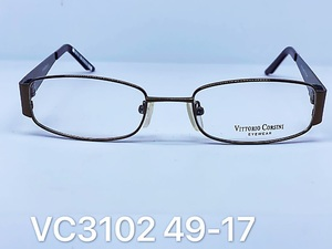 Medical metal frames for glasses VITTORIO CORSINI VC3102
