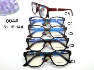 Plastic frames material acetate ChanDon CD004