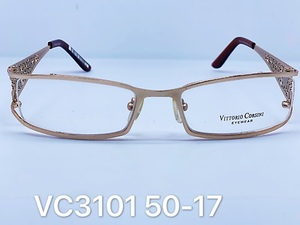 Nylor medical metal frames for glasses VITTORIO CORSINI VC3101
