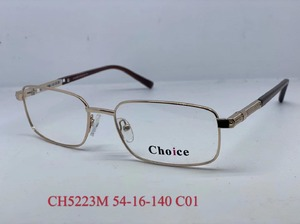 Metal frames for glasses Choice CH5223M