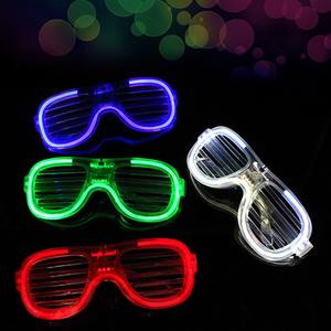 Neon light LED glasses 0035 (order from 3 pieces)