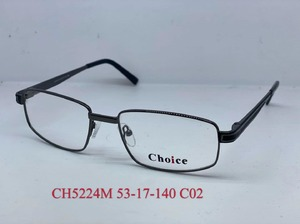 Metal frames for glasses Choice CH5224M