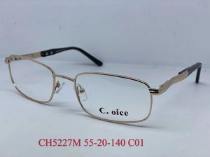 Metal frames for glasses Choice CH5227M