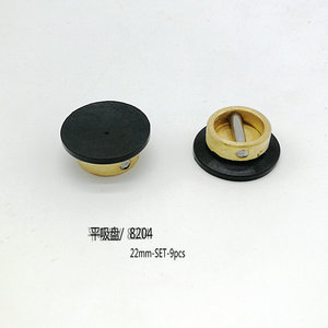 Round suction cup for lens edger 8204, Ø22