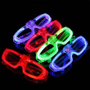 Neon light LED glasses 0036