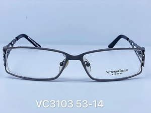 Medical metal frames for glasses VITTORIO CORSINI VC3103