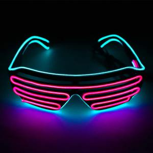 Neon light LED glasses SC-YJ006 (order from 2 pieces)