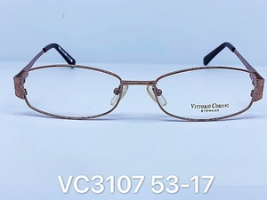 Medical metal frames for glasses VITTORIO CORSINI VC3107