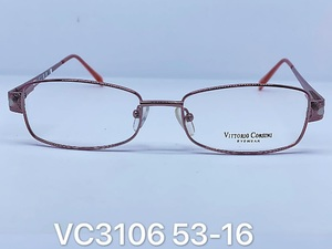 Medical metal frames for glasses VITTORIO CORSINI VC3106