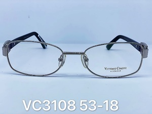 Medical metal frames for glasses VITTORIO CORSINI VC3108