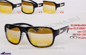 EL DORADO polarized for drivers 偏光司机镜 EL009AFY