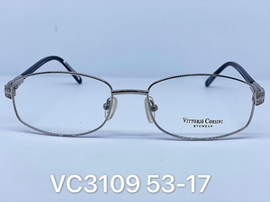 Medical metal frames for glasses VITTORIO CORSINI VC3109