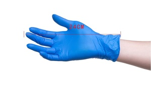 Medical rubber gloves W-ZHST-10101-J (set of 100 pieces)