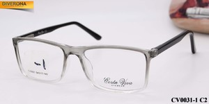 Plastic eyeglass frames with flex hinges Costa Viva CV0031-1