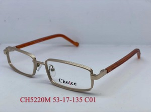 Metal frames for glasses Choice CH5220M