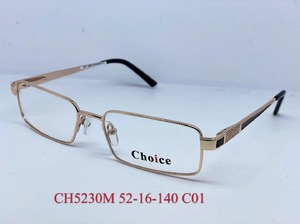 Metal frames for glasses Choice CH5230M