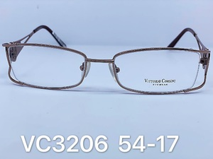 Medical metal frames for glasses VITTORIO CORSINI VC3206