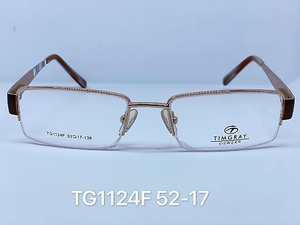 Nylor metal frames for glasses Timgray TG1124F
