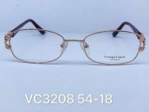 Medical metal frames for glasses VITTORIO CORSINI VC3208