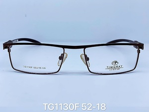 Metal frames for glasses Timgray TG1130F