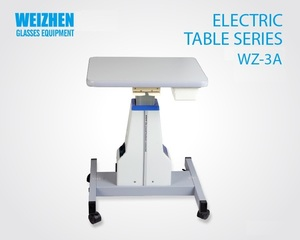 Motorized table with a lifting mechanism WZ-3A