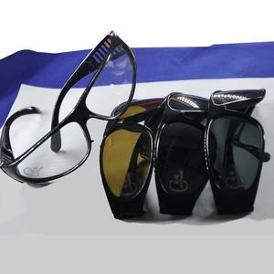 Safety glasses with glass lenses for welders QI-209