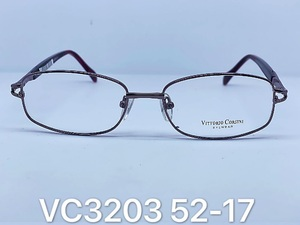 Medical metal frames for glasses VITTORIO CORSINI VC3203