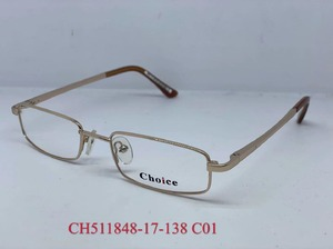 Metal frames for glasses Choice CH5118