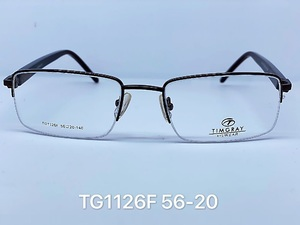 Nylor metal frames for glasses Timgray TG1126F