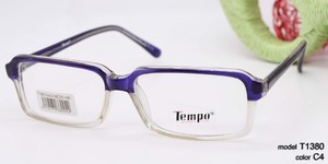Plastic frames for glasses TEMPO T1380