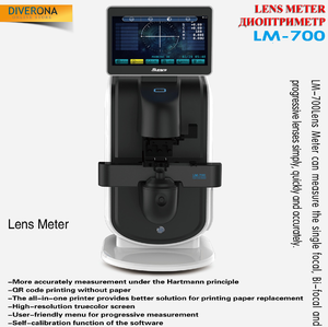 Lens meter automatic projection Supore LM-700