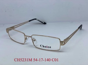 Metal frames for glasses Choice CH5231M