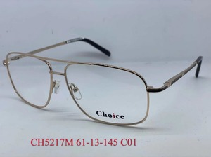 Metal frames for glasses Choice CH5217M