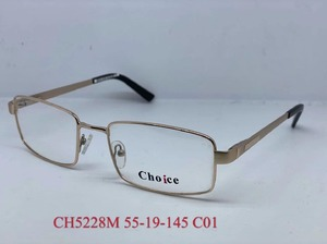 Metal frames for glasses Choice CH5228M