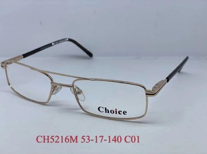 Metal frames for glasses Choice CH5216M
