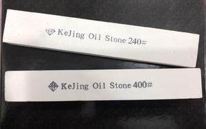 Oil stones (whetstones, grinding stones, sharpening stones) for LE-320P, LE-400, LE-420 machines