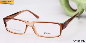 Plastic frames for eyeglass VIZZINI V7115