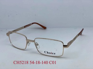 Metal frames for glasses Choice CH5218M
