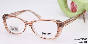 Plastic womens frames for glasses TEMPO T1385